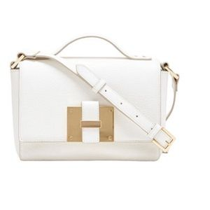 India Hicks Lady P leather crossbody